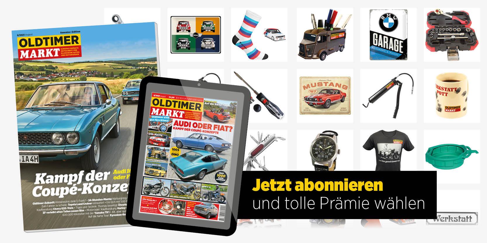 Oldtimer-Markt Slider