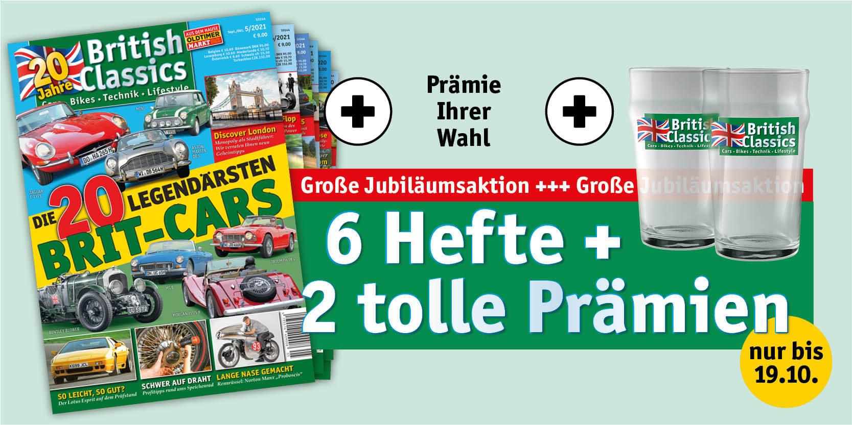 Oldtimer-Praxis Slider